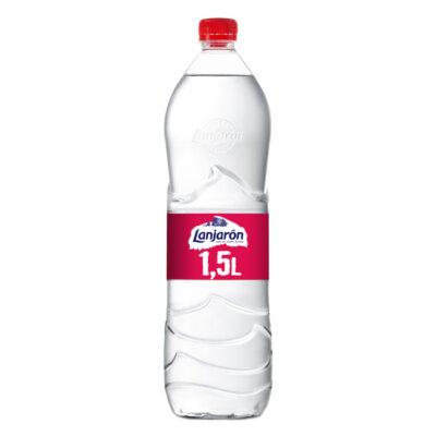 Agua Lanjarón botella 1,5 l | Consisur Cash & Carry