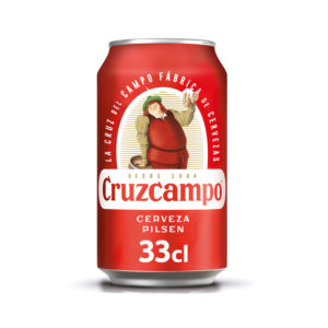 Cerveza Cruzcampo Lata 33 cl | Confisur Cash & Carry