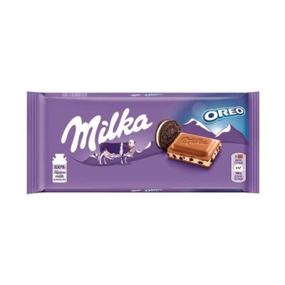 Chocolate Milka Oreo 100 gr | Confisur Cash & Carry