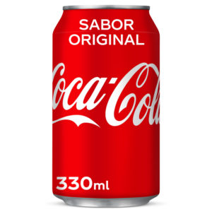Coca Cola Original Lata 33 cl | Confisur Cash & Carry