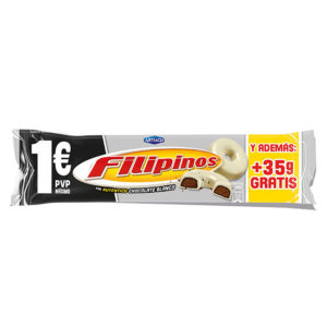 Filipinos Blancos 100 gr | Confisur Cash & Carry