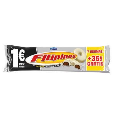 Filipinos Blancos 100 gr | Confisur Cash & Carry