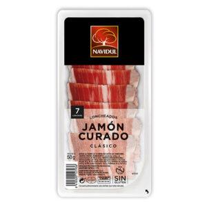 Jamón curado Navidul 50 gr | Confisur Cash & Carry