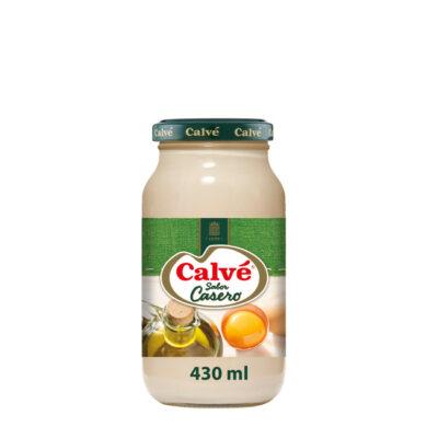 Mayonesa Calvé casera 430 ml   Confisur Cash & Carry
