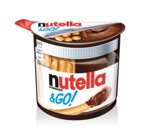 Nutella & Go | Confisur Cash & Carry