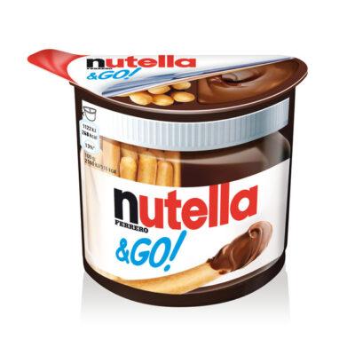 Nutella & Go | Confisur Cash & Carry