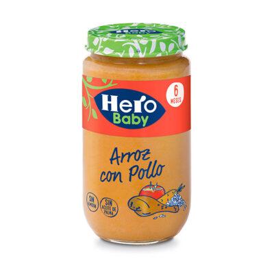 Potito Hero Baby arroz con pollo | Confisur Cash & Carry