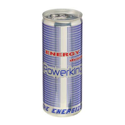 Powerking bebida energética lata 25 cl | Confisur Cash & Carry