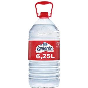 Agua Lanjarón 6,25 l