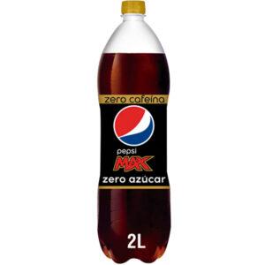 Pepsi Max Sin Cafeina 2 Litros