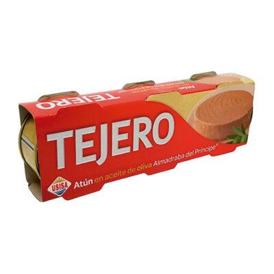 Atún Aceite de Oliva Tejero